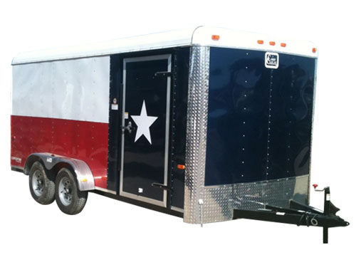 "2014 Load Trail 60"" X 10' 750 Gallon Tandem Axle Fuel Tank"