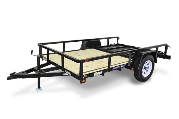 2018 Sure-Trac 5 X 10 Tube Top Utility, 3K Idler