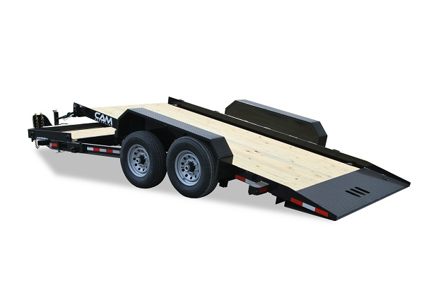 2019 Cam Superline 6 Ton Tilt Trailer Split Deck 8.5 x 16+5