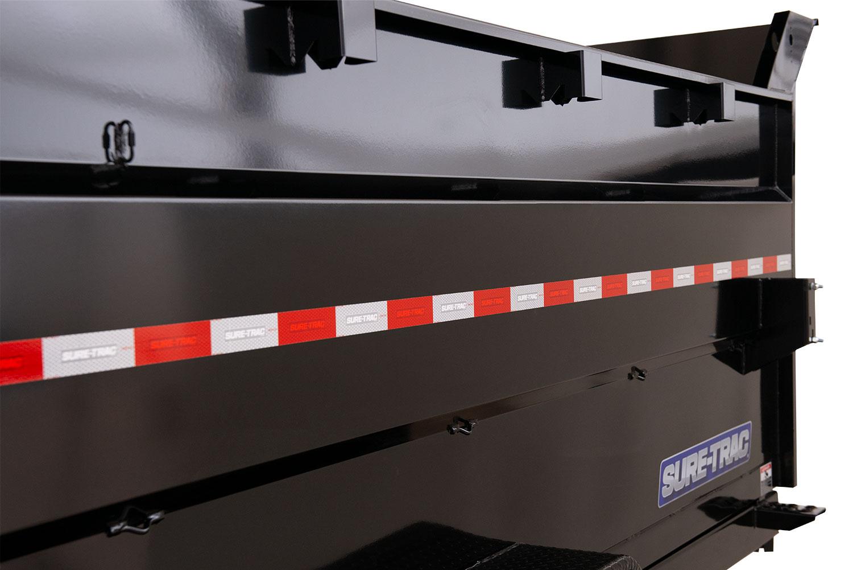 2020 Sure-Trac 82 IN X 12 LP 14K Telescopic 4ft Side Du