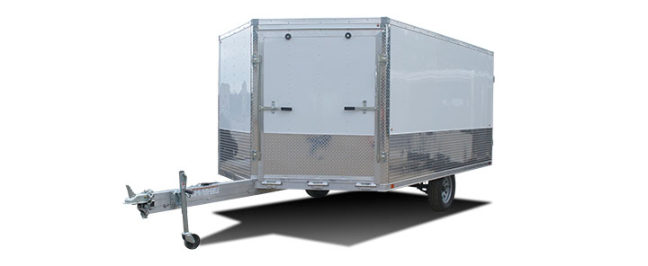 2018 Look Trailers Aluminum Drift Cargo / Enclosed Trailer