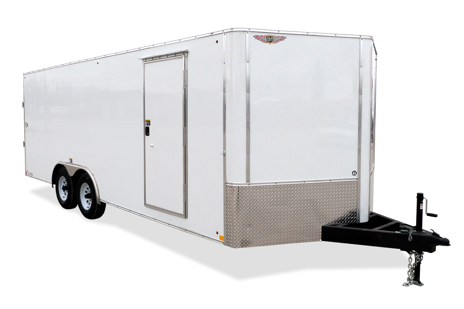 2020 H and H Trailer 101X20 HH F-TOP CARHAUL VNOSE 10K CARGO