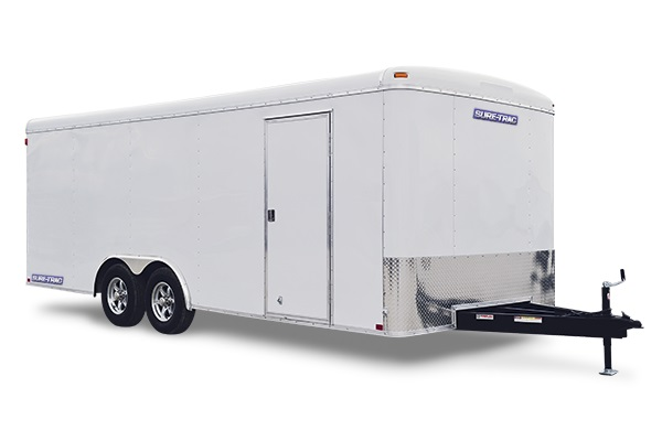 2017 Sure-Trac 8.5 x 24 Pro Series RT Car Hauler TA 10K