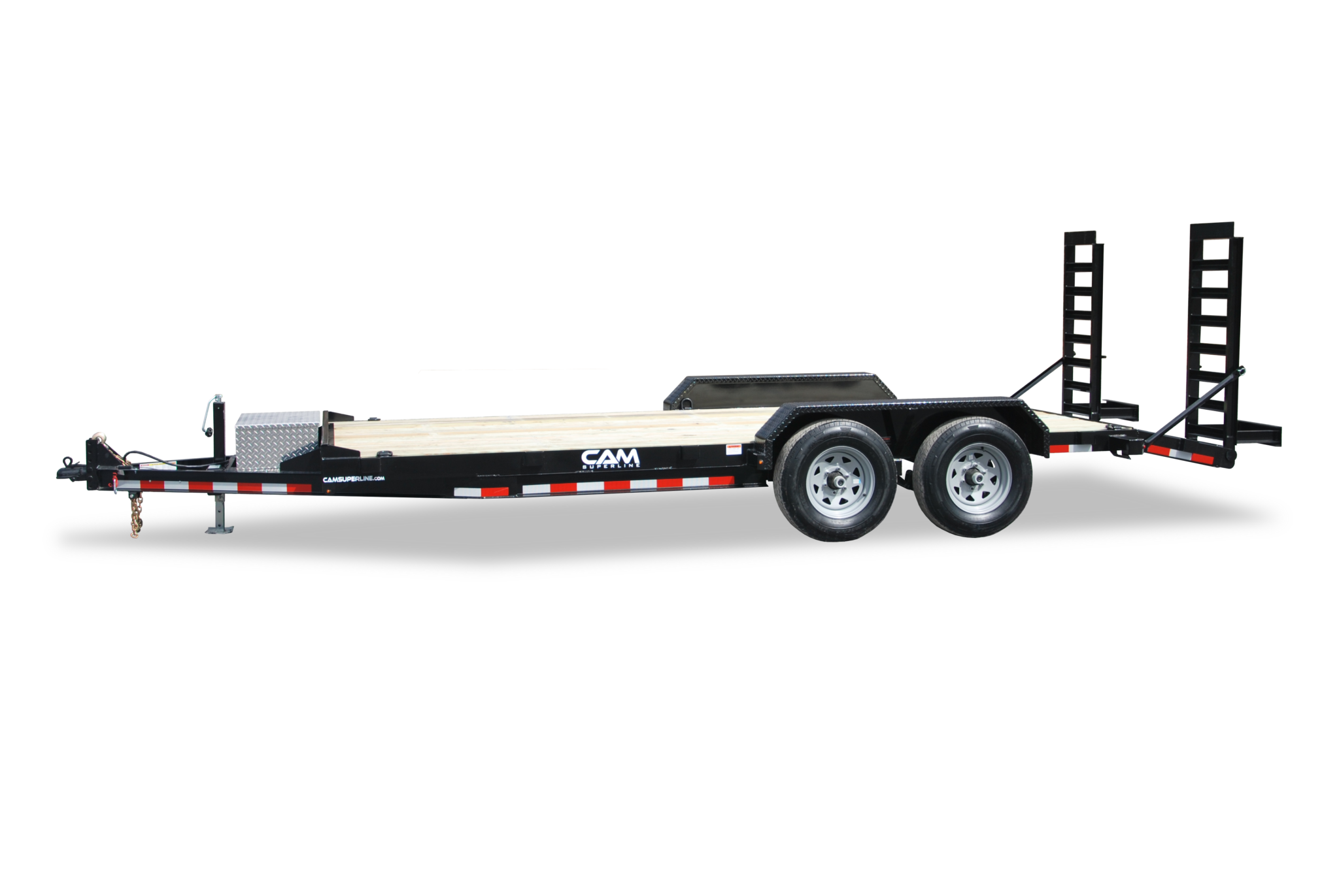 2019 Cam Superline 8.5 X 18 5 Ton Equipment Hauler