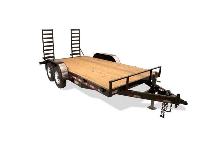2018 H and H Trailer 82X20+2 IL 14K
