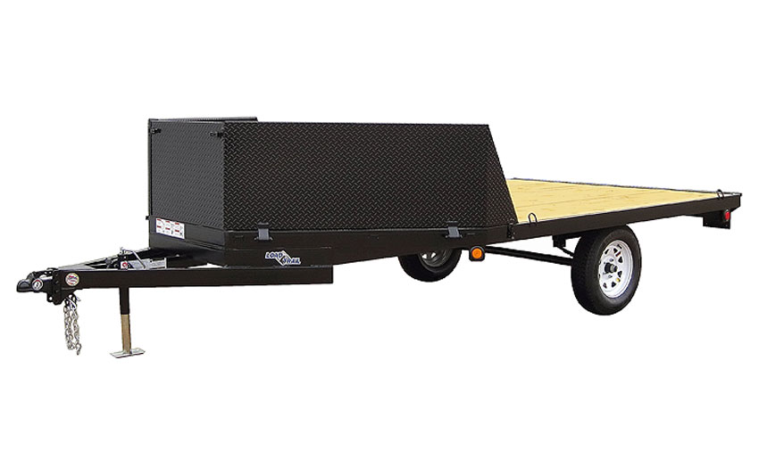 "2015 Load Trail 96"" X 14' Deck Over ATV Trailer"