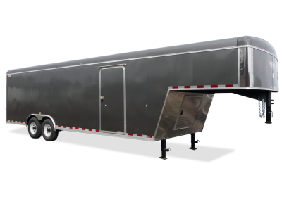 2018 H and H Trailer 101X28 TL R-TOP CARHAUL GN VN 16K CARGO
