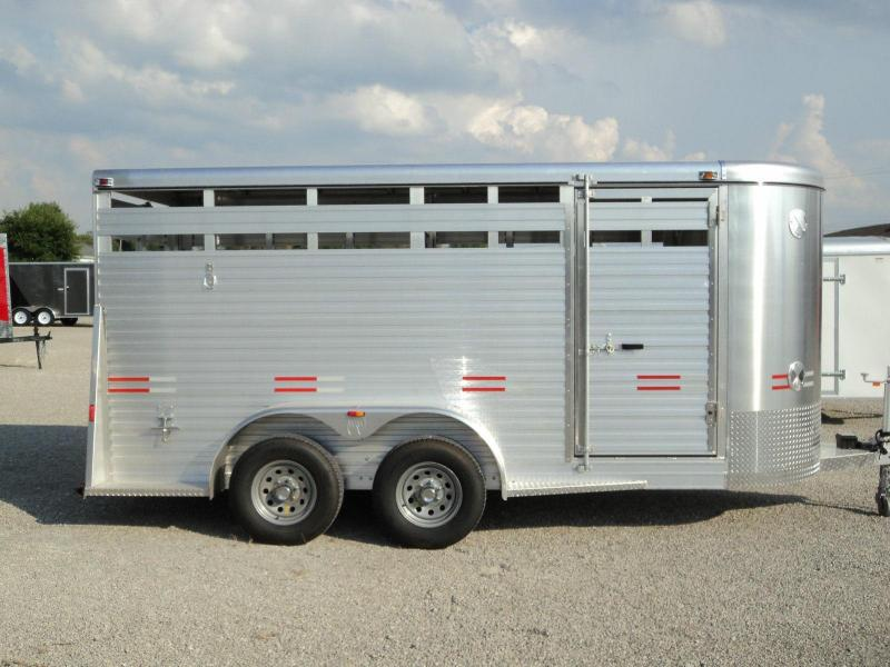 2019 W-W Trailer 16 Stock Livestock Trailer in Ashburn, VA