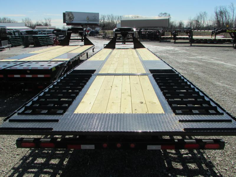 2019 Big Tex Trailers 35ft Equipment Flatbed Trailer