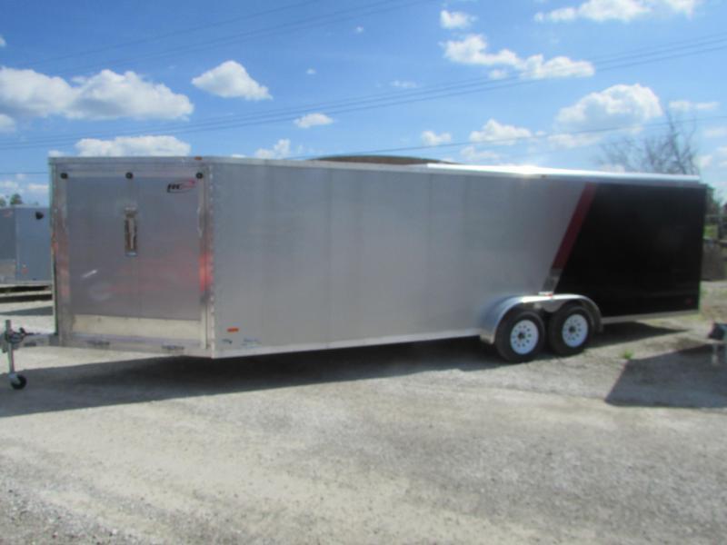 2019 RC Trailers 7 X 29 Snowmobile Enclosed Cargo Trailer in Ashburn, VA