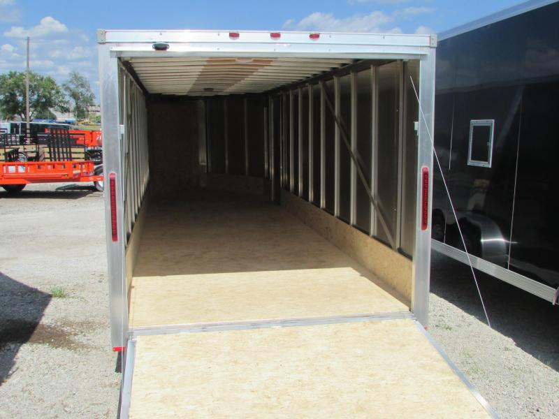 2018 RC Trailers 7 X 29 Snowmobile Enclosed Cargo Trailer