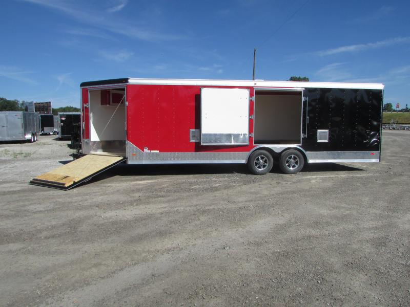 2019 RC Trailers 27 Auto/Snowmobile Combo Enclosed Cargo Trailer in Ashburn, VA