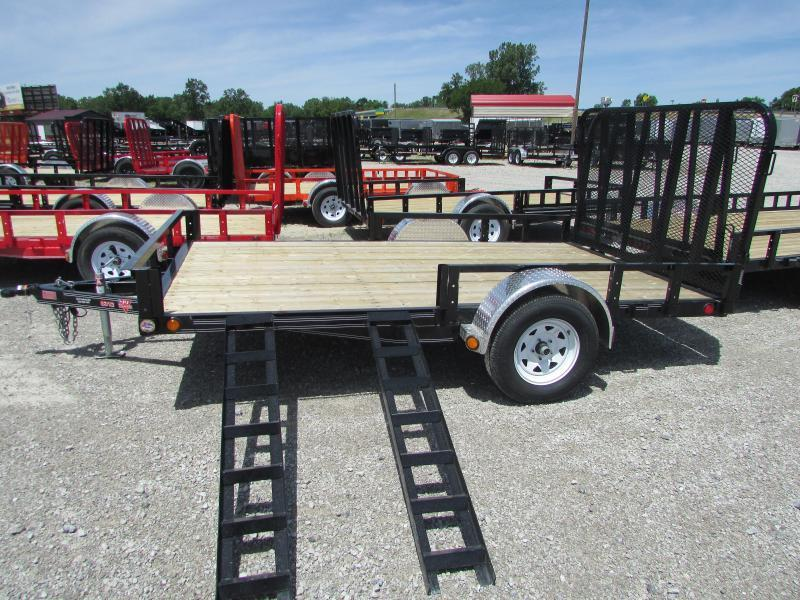 2020 PJ Trailers 12 FT Landscape ATV Utility Trailer
