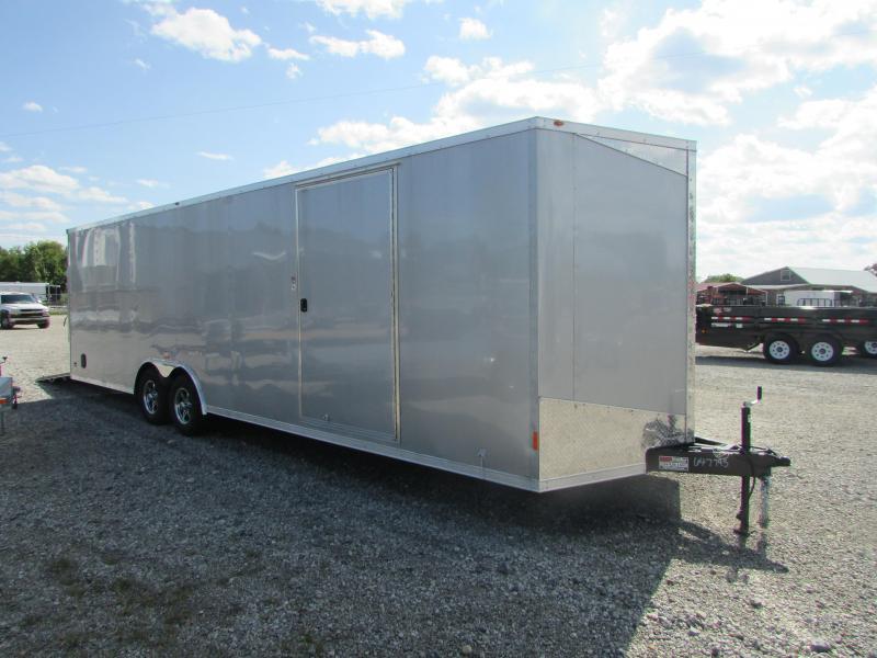 2019 RC Trailers 28ft Carhauler Cargo / Enclosed Trailer
