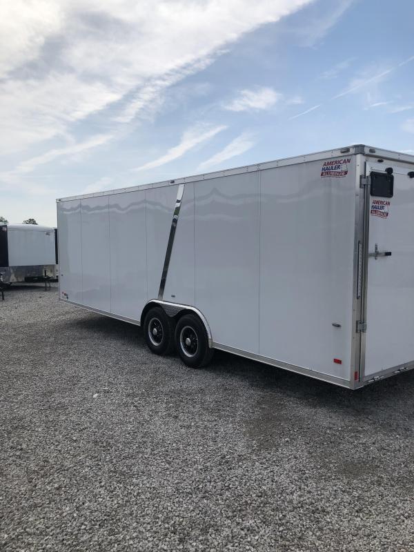 2019 American Hauler Industries Carhauler Enclosed Cargo Trailer