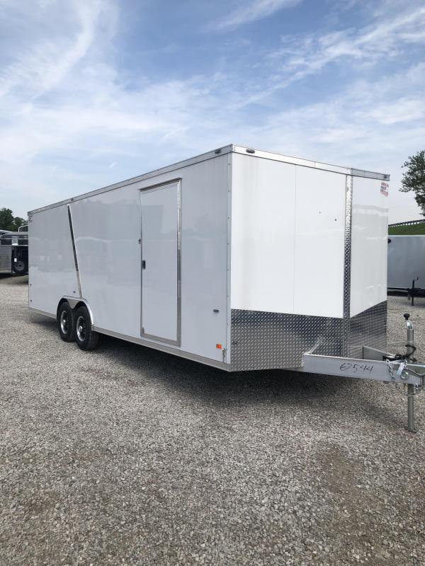 2019 American Hauler Industries Carhauler Enclosed Cargo Trailer in Ashburn, VA