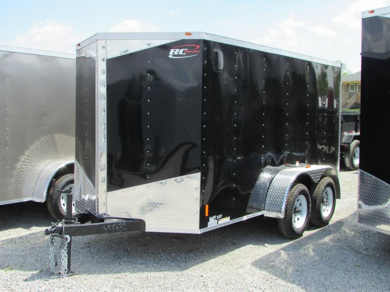 2019 RC Trailers RWT 6X12 TA2 Enclosed Cargo Trailer