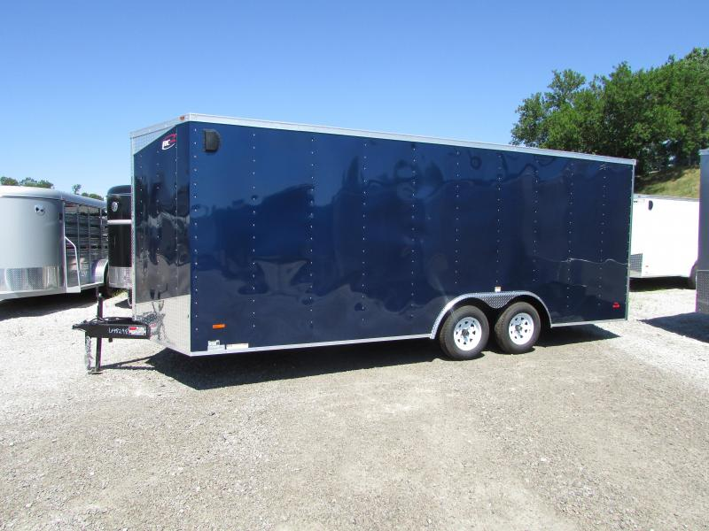 2018 RC Trailers 20 FT 7h Car Enclosed Cargo Trailer