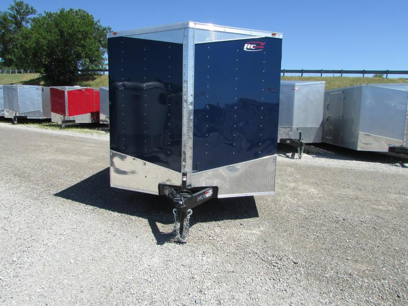 2019 RC Trailers 20 FT 7h Car Enclosed Cargo Trailer