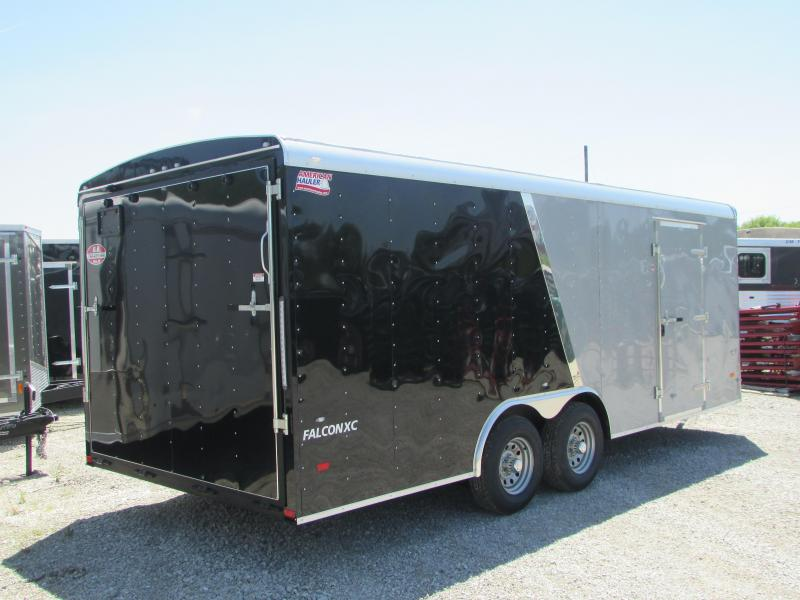 2019 American Hauler 20ft Carhauler Cargo / Enclosed Trailer