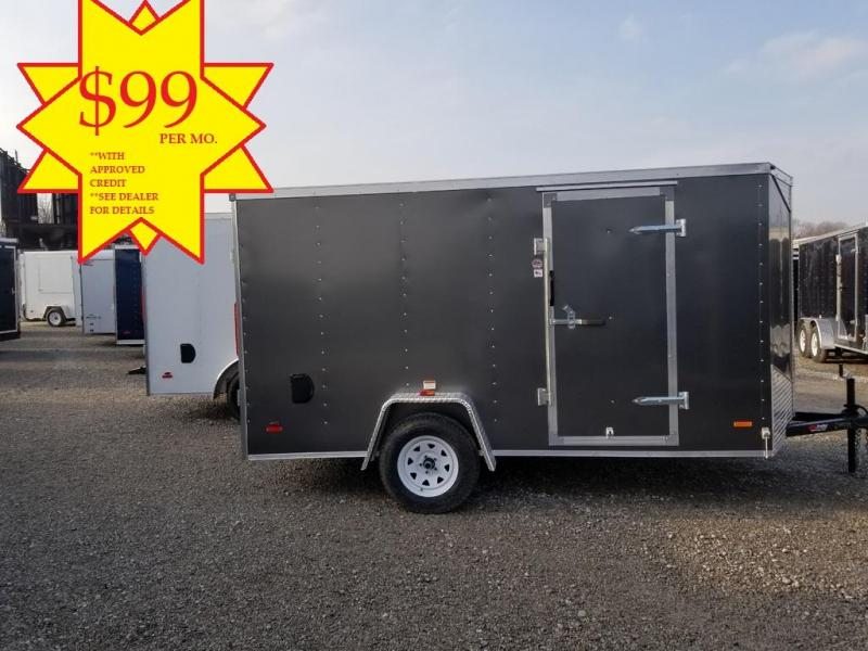 2019 RC Trailers RWT6X12SA Enclosed Cargo Trailer **Best Deals @ DR Trailer