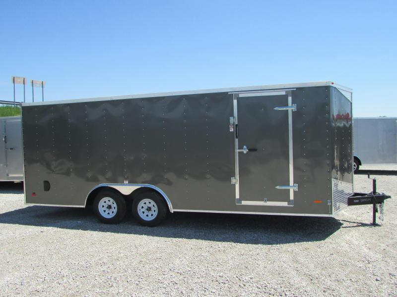 RC Trailers 20' Carhauler Cargo / Enclosed Trailer in Ashburn, VA