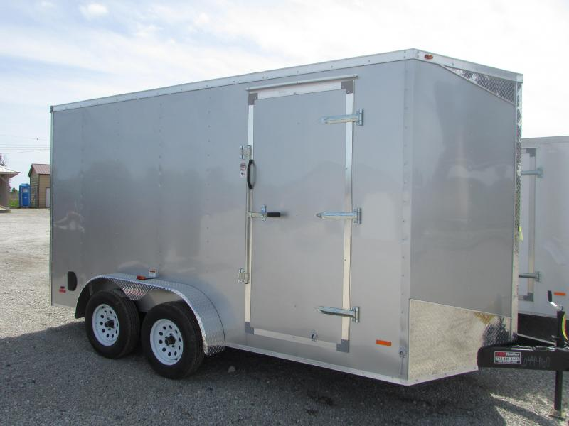 2019 RC Trailers 7 X 14 W/7 ht. Enclosed Cargo Trailer in Ashburn, VA
