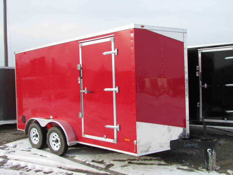2018 RC Trailers 7 X 14 W/7 ht. Enclosed Cargo Trailer
