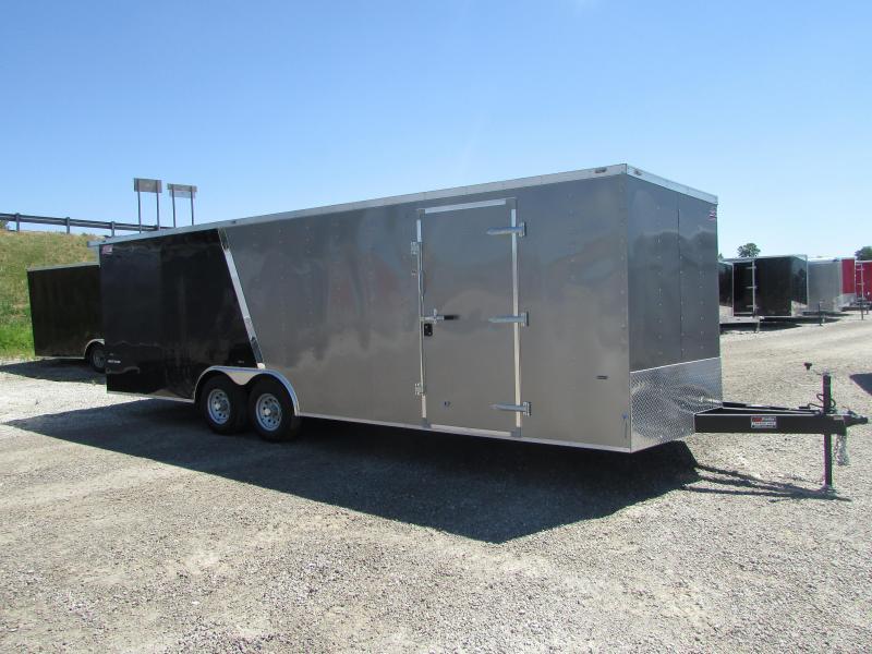 2018 American Hauler Industries 24 FT Enclosed Car Cargo Trailer
