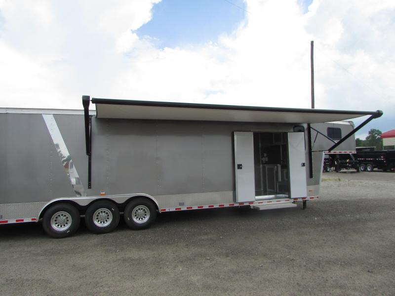 2018 RC Trailers 24 ft All Sport Enclosed Trailer