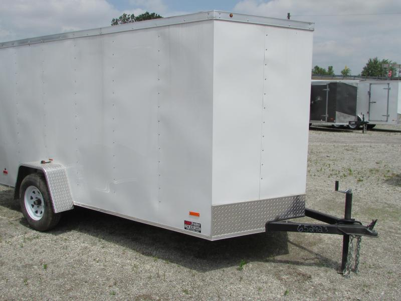 2019 RC Trailers 6 x 12 Double Door Enclosed Cargo Trailer in Ashburn, VA
