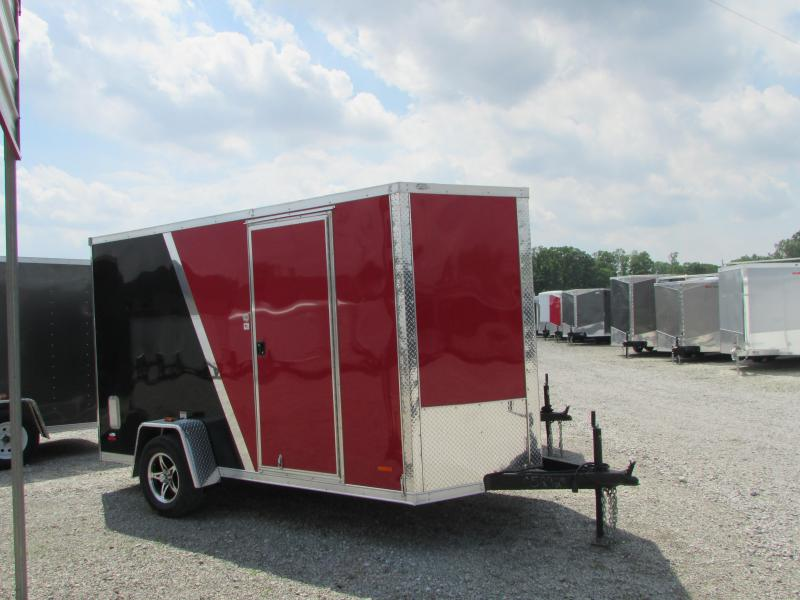 2019 RC Trailers 6x12 Enclosed Cargo Trailer in Ashburn, VA