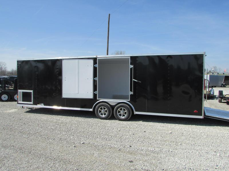 2019 RC Trailers 28ft Carhauler Cargo / Enclosed Trailer