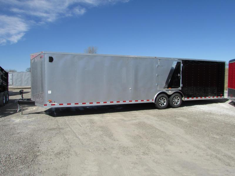 2018 RC Trailers 32ft Carhauler Enclosed Cargo Trailer