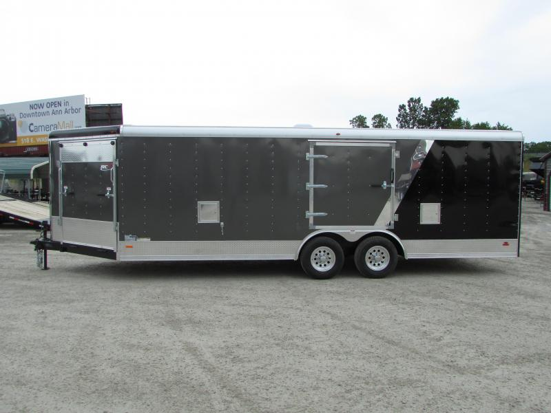 2019 RC Trailers 27 Auto/Snow Combo Enclosed Cargo Trailer in Ashburn, VA