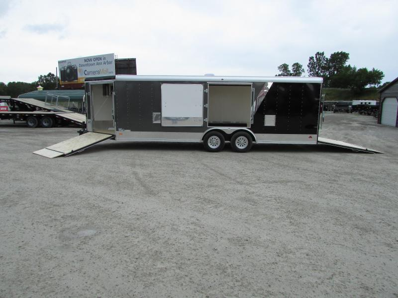 2018 RC Trailers 27 Auto/Snow Combo Enclosed Cargo Trailer