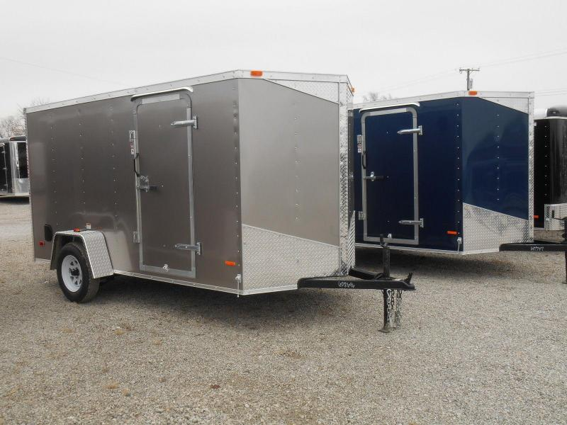 2019 RC Trailers RWT 6X12 SA Enclosed Cargo Trailer
