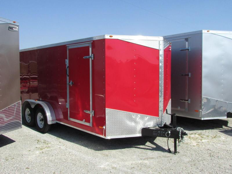 2019 RC Trailers RWT7X16TA2 Enclosed Cargo Trailer in Ashburn, VA
