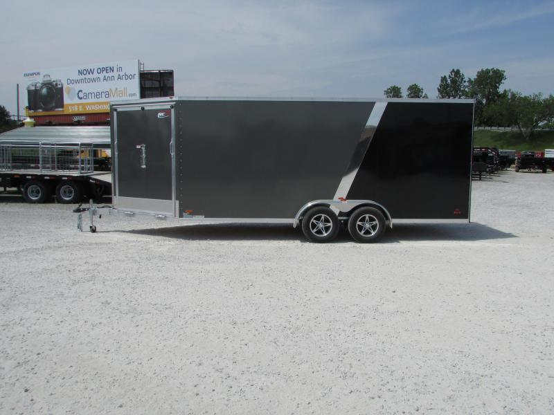 2019 RC Trailers 7 x 23 Snowmobile UTV Enclosed Cargo Trailer