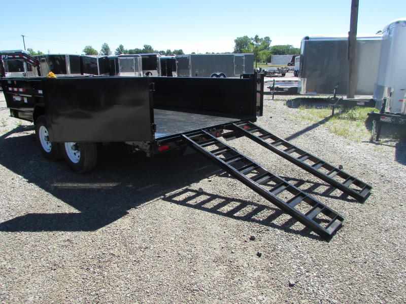 2019 PJ Trailers 16 ft Heavy Duty Dump Trailer