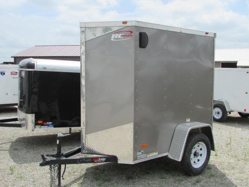 2019 RC Trailers 4X6 Enclosed Cargo Trailer in Ashburn, VA