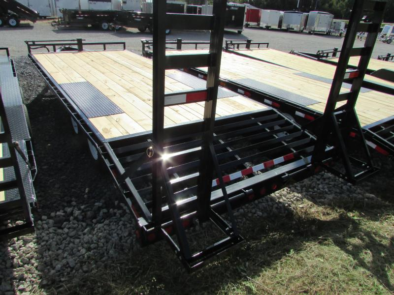 2019 PJ Trailers 20 Deckover Equipment Trailer