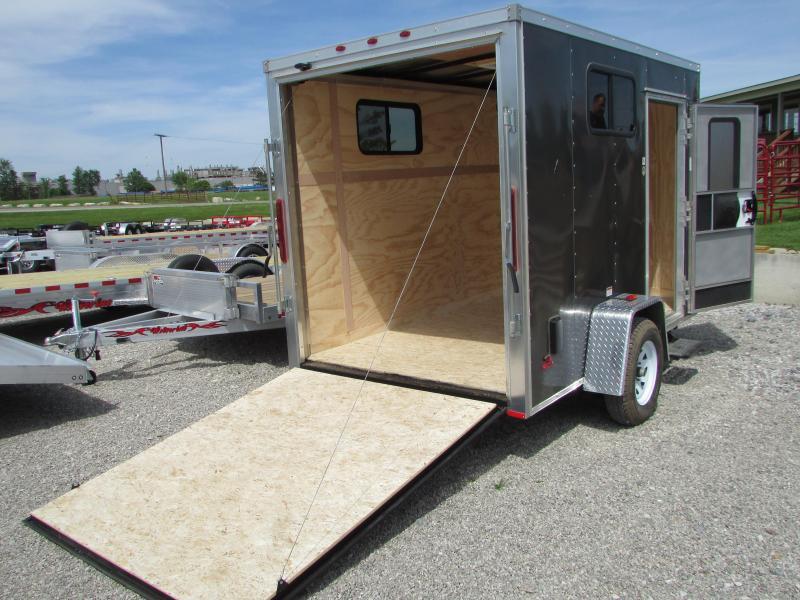 2019 RC Trailers RWT 6 x 10' Enclosed Cargo Trailer