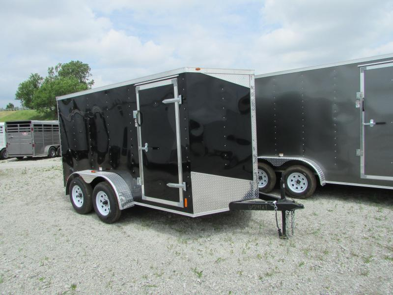 2019 RC Trailers 6 x 12 Tandem Axle Enclosed Cargo Trailer