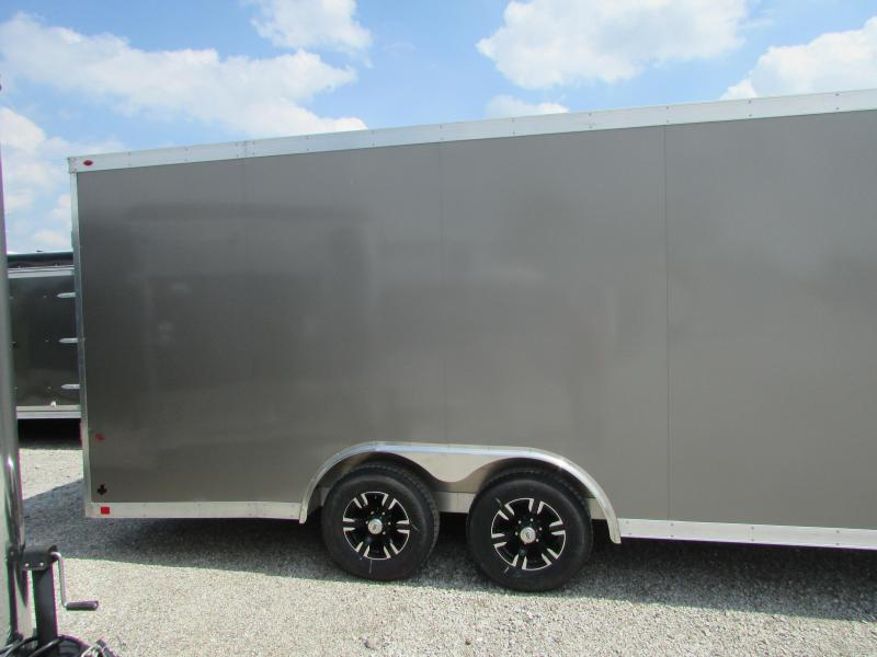 2019 Interstate 20 ft Carhauler Enclosed Cargo Trailer