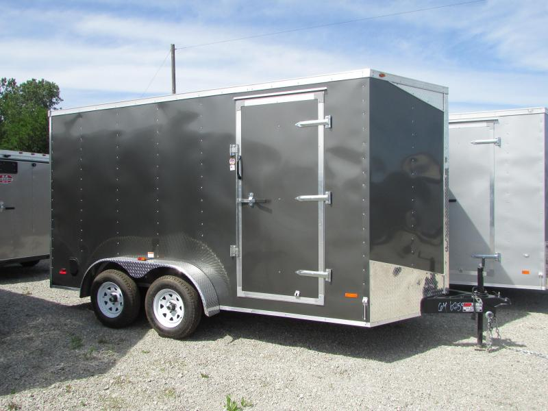 2019 RC Trailers RWT 7X16 TA2 Enclosed Cargo Trailer