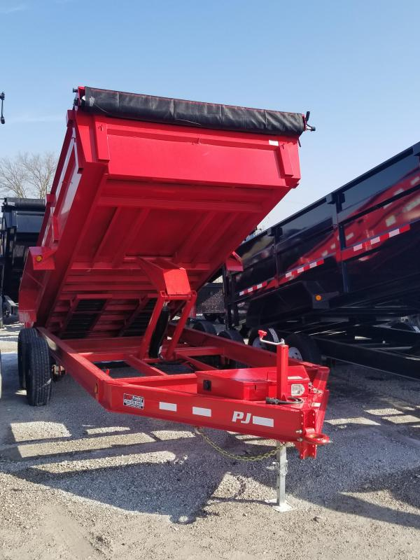 2019 PJ Trailers 16' Dump Trailer in Ashburn, VA