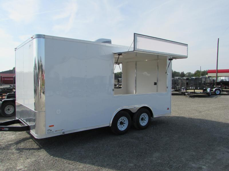 2019 RC Trailers 16 FT Vending / Concession Trailer