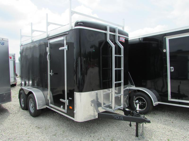 2019 American Hauler Industries 6 x 12 Contractors Enclosed Cargo Trailer in Ashburn, VA