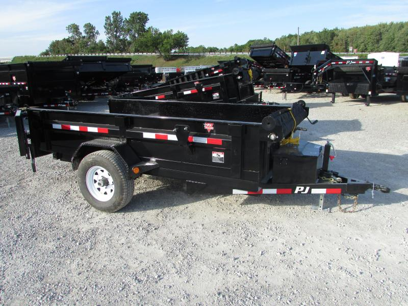 2019 PJ Trailers 5 x 10 Dump Trailer in Ashburn, VA